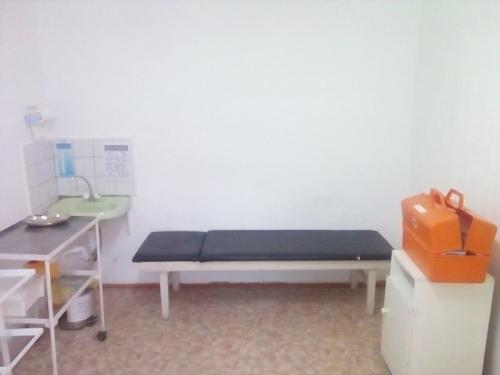 Небольшой ремонт и новая мебель. В оздоровительном лагере произошли изменения