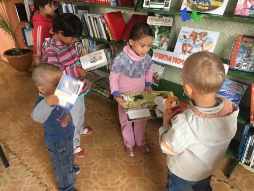 «В здоровом теле – здоровый дух». В детской библиотеке поговорили на тему спорта