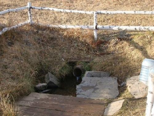 Вода долголетия. Символом Уйского района признан родник Власов ключ